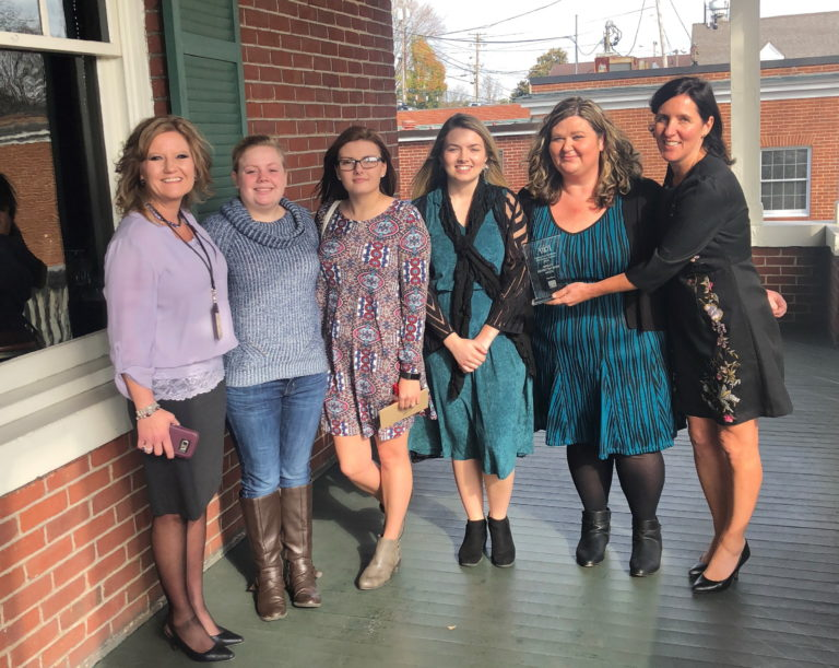 VCCS Great Expectations Program Posts about 2018 Award from AOI